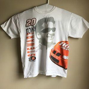 Other - Vintage Tony Stewart NASCAR Racing T-shirt Large